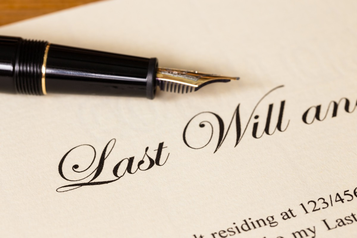 Making A Will that protects your family and loved ones