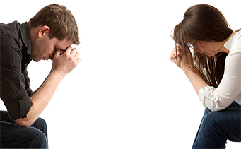 Ending a relationship can be difficult, but McClure Law can help guide you through