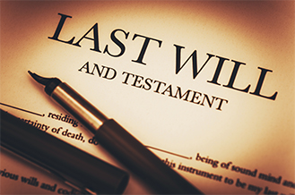 Don't leave your will till the last minute