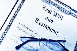 Let the professionals help you draft a will