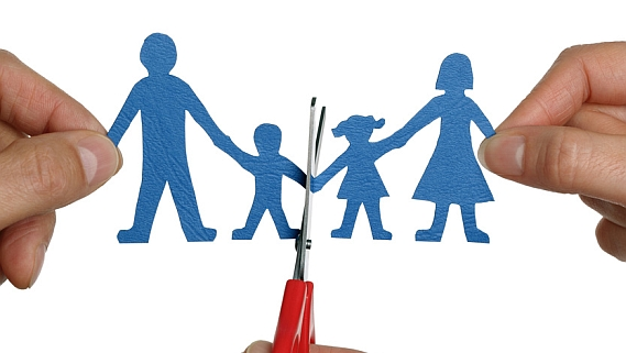 Separating from a partner can be a difficult process, especially when children are involved