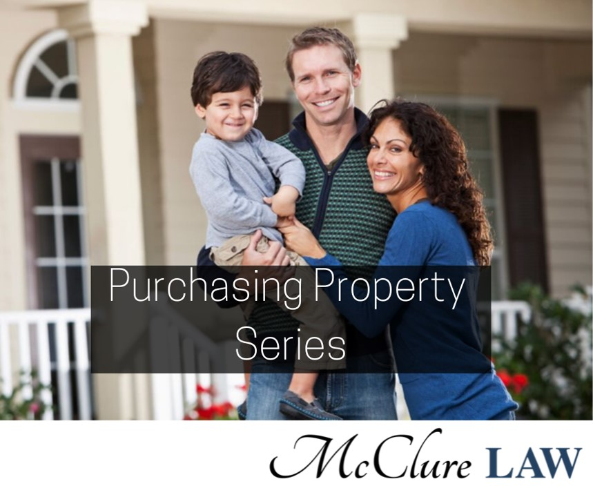 Purchasing Property Series