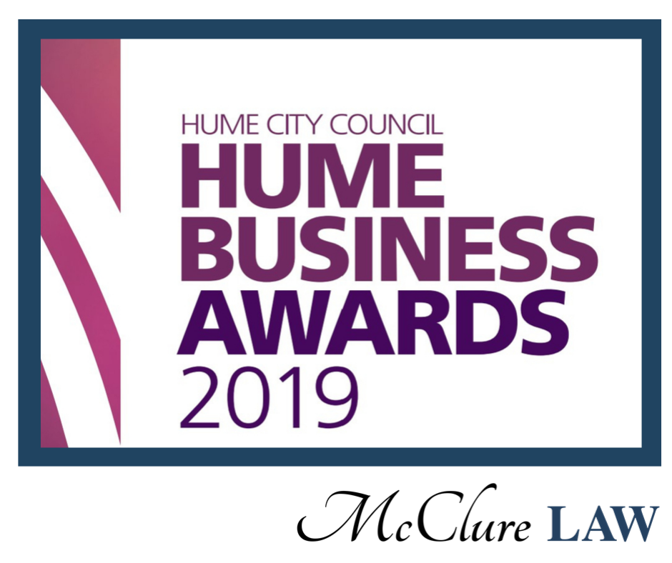Hume City Council: Hume Business Awards 2019
